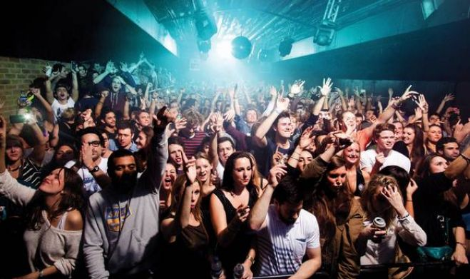 How much does clubbing in London cost?